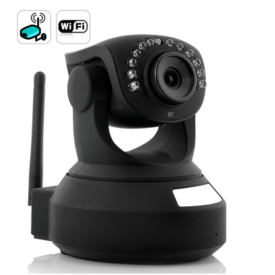 Premium IP Camera (H.264, Nightvision)
