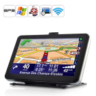 CVMF TR30  Utilizing the lightning fast AtlasV chip  and 4 GB memory this 7 inch HD Touchscreen GPS Navigator offers you awesome power and performance