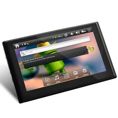 CyberNav 7 Inch Android 2.2 GPS Tablet