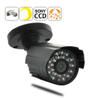 CVNH I188 PAL  Miniature surveillance camera with powerful 1 3 inch Sony Interline CCD for protecting your home or office  anywhere  anytime