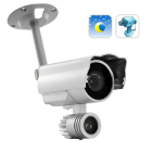 CVOK I62 2GEN  Nightvision Security Camera for those concerned about the security of their business or home  especially at night
