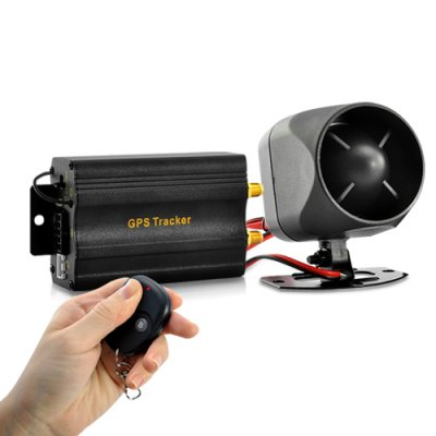 GPS Car Tracker System