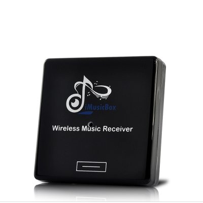 Bluetooth Music Receiver for iPhone & iPad