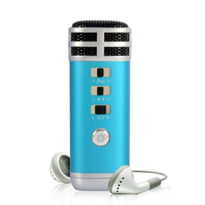 Pocket Mini Karaoke Microphone