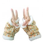 CVSB H66  Keep your hands   fingers warm and type away this cold winter season with the USB Heated Gloves and Hand Warmer