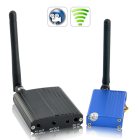 CVSH I129  The world just became a little bit smaller  with the monster range on the Longinus Pro 2 4 GHz wireless Signal Booster and Receiver