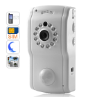 CVSL I194  Motion detection PIR sensor monitoring system that transmits MMS images and security alerts directly to your mobile phone