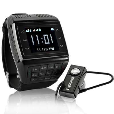 Panther Dual SIM Watch Phone with Keypad