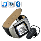 CVSL M264  When convenience  speed  and practicality are needed in today s busy world of mobile communications  nothing beats the RUSH Cell Phone Watch  With