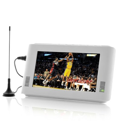 Excelsior 7 Inch DVB-T Digital TV