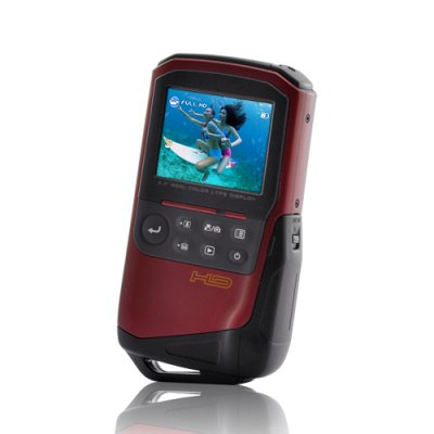 AquaCAM Waterproof HD Camcorder
