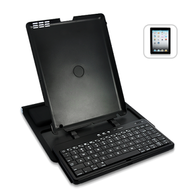 Bluetooth Slider iPad Case