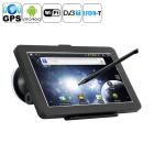 CVUG PC29  Get the most from your handheld media and navigation experience with this 2 in 1 GPS navigator and Android 2 3 tablet