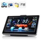 CVUG TR36  This 7 Inch HD Touchscreen GPS Navigator with FM Transmitter  Smart Interface  4GB  is guaranteed to give you the best user experience possible