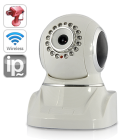 CVUL I187  Worried about security  Then we have found the perfect peace of mind security device available in the market today  This is IP Security Camera