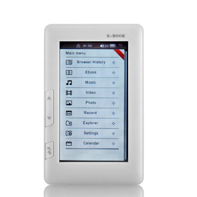 Mebook 4.3 Inch Color eBook Reader