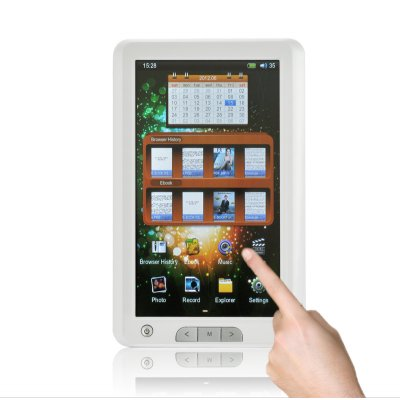 Mebook 7 Inch Touchscreen eBook Reader