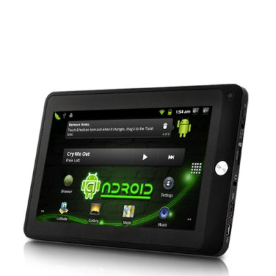 MediaTab 7 Inch Android 2.3 Tablet