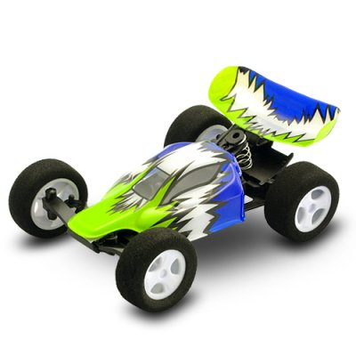 iPhone Controlled RC Stunt Car