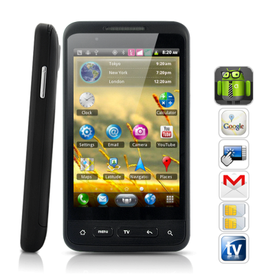 CyberJam Plus 3G Android 2.3 Phone