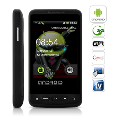 CyberJam 3G Android Phone