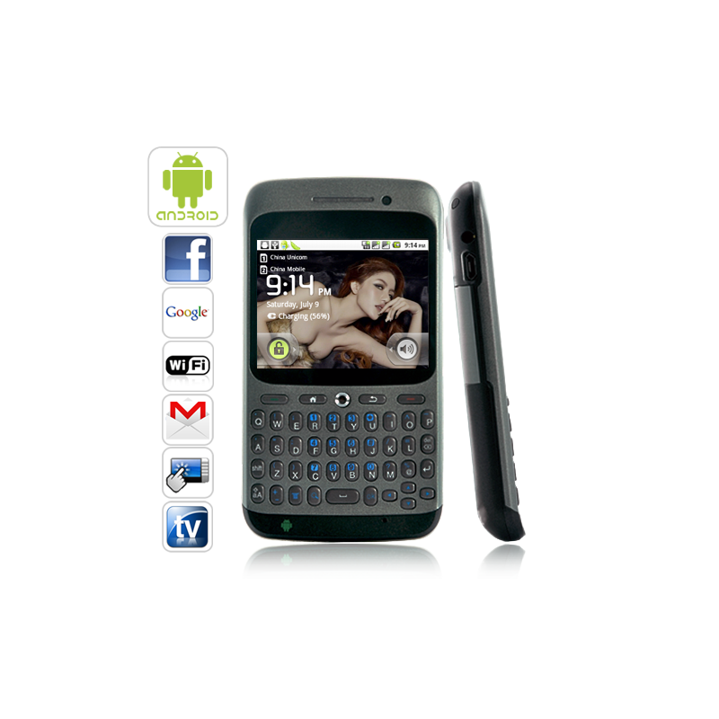 Spectra QWERTY Android 2.2 Phone