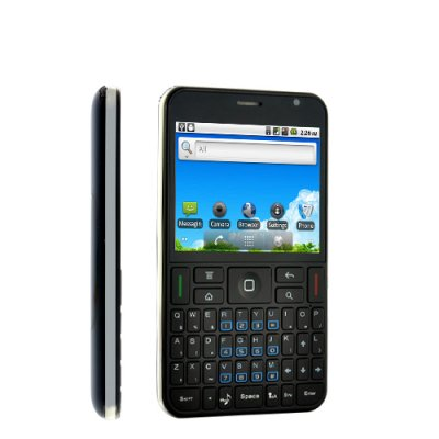 Vertex 3.5 Inch QWERTY Android Phone