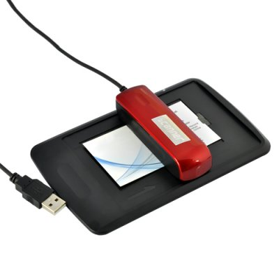 Wholesale Usb Mini Business Card Scanner From China