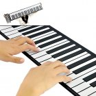 CVWE G414  Practice and show off your piano skills at any time with this Flexible Roll Up Synthesizer Keyboard Piano  Popular Portable Piano