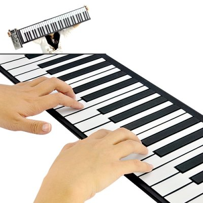 Roll-up Piano Keyboard