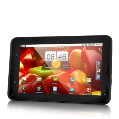 Silex 7 Inch Android 2.2 Tablet Phone