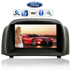 CVWM C127  The Road Rave 7 Inch 2DIN In Dash Car DVD with GPS  which has been specially designed for your beloved Ford Fiesta  Awesome Two DIN Auto DVD