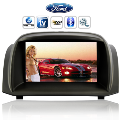 Road Rave 7 Inch Car DVD for Ford Fiesta
