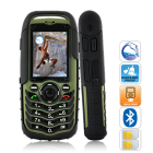 CVWN M226  All Purpose Waterproof  Dustproof  and Shockproof Mobile Phone for use in any outdoor environment  Virtually indestructible  the Fortis outdoors
