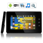 CVWS PC16  The portable Android 2 2 touchscreen tablet that fits in your pocket without leaving a dent in your wallet  it s the PocketDroid