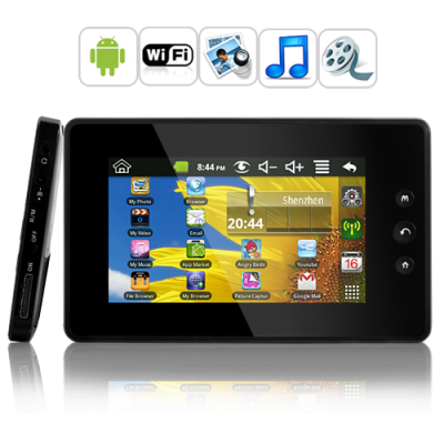 PocketDroid Mini Android Tablet
