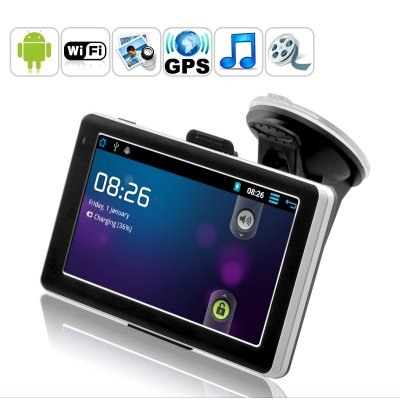 Cybernav Mini 2 Android GPS Tablet