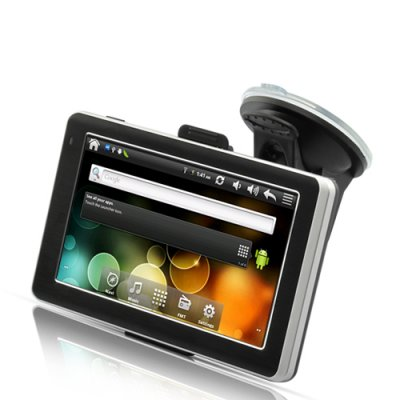 Cybernav Mini Android GPS Tablet