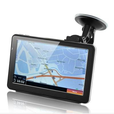 7 Inch GPS Navigator with DVR