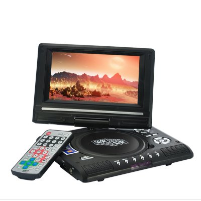7 Inch Widescreen DVD Player