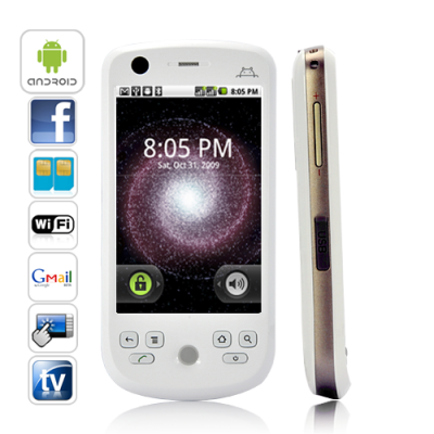 Eclipse Dual SIM Phone