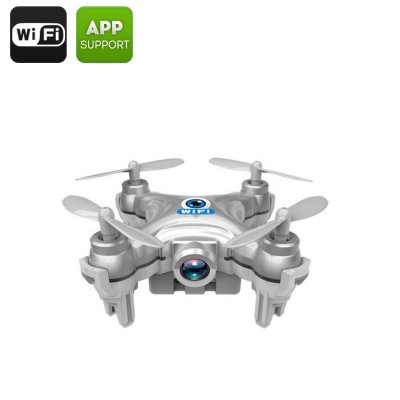 CX-10W Mini Drone (Grey)