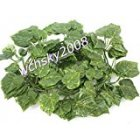 CYNDIE Artificial Ivy Garlands Silk Plant Leaves Vine Wedding Xmas Festival Party 80 Best Price Gift Star