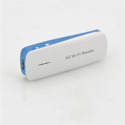 Wi-Fi 3G Router w/ Built In Powerbank