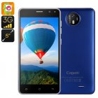 Cagabi One Android Smartphone has impressive looks  great feel  and impressive specs all combined at a cheap smartphone price