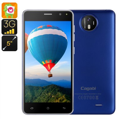Cagabi One Android Smartphone (Blue)