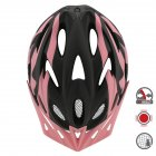 Cairbull FUNGO Helmet All-in-one Off-road Cycling Mountain Bike Motorcycle Riding Helmet Black pink_M / L (58-61CM)