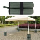 Camping Tent Anti tear High Strength Canopy Weight Sandbag for up Canopy Pavilion Tent