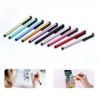 Capacitive Screen Touch Pen Universal Tablet Mobile Phone Stylus for Drawing Writing Click Pen Randomly send_10 pieces