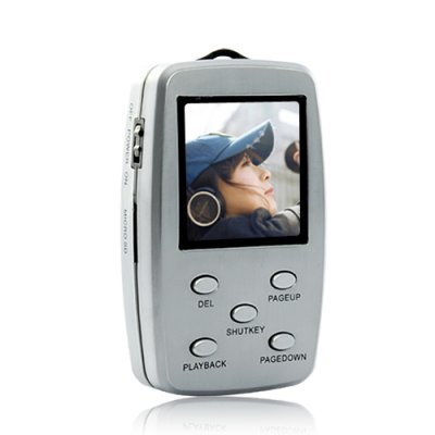 Point and Shoot Mini DVR
